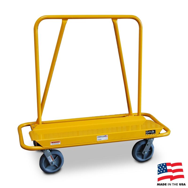 Drywall cart dwc 3 hand truck for Motorized hand truck rental