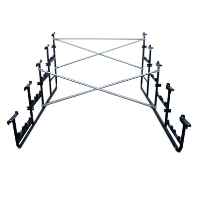 Bleacher Understructure - Steel Frame