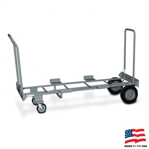 American Cart Dish Cart - 3 Stack Capacity