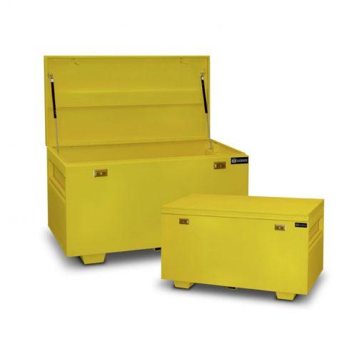 Granite Steel Jobsite Lockbox - Combo Package