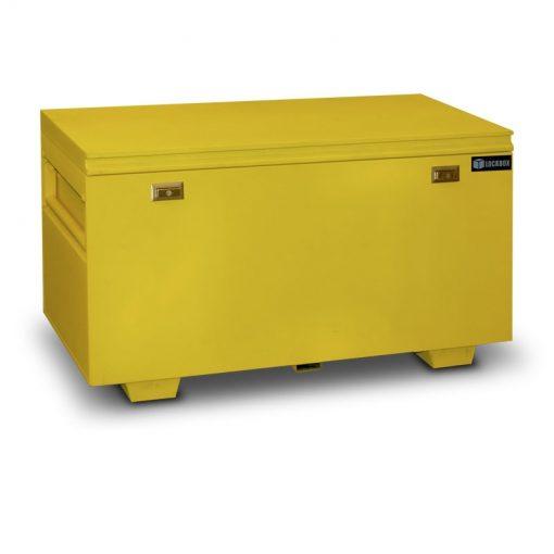 Granite Steel Jobsite Lockbox - 7 cubic feet