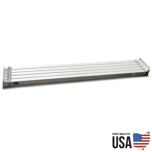 Granite Adjustable Work Plank - 10 ft. to 16 ft.