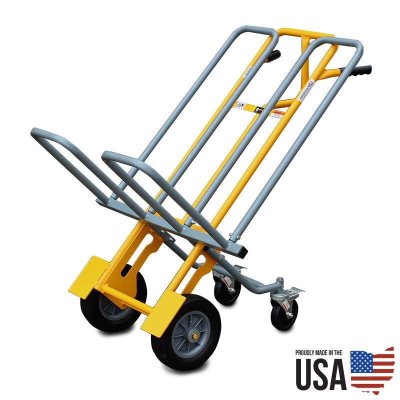 Dual Chiavari Chair Cart