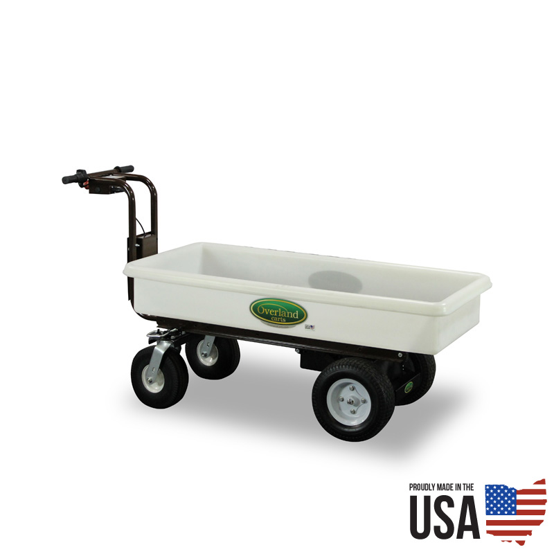 Electric Garden Carts