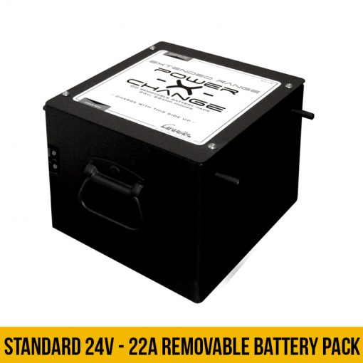Overland Cart Power-X-Change Extended Batter Pack