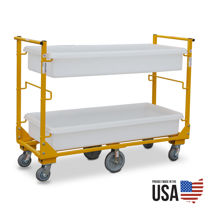 50 Best Utility Cart With Wheels